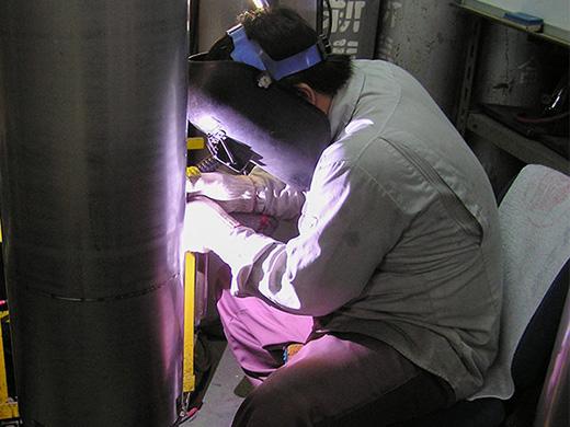 オーダーメイド金属加工